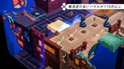 「Lara Croft GO」のスクリーンショット 1枚目