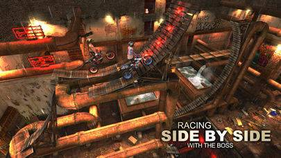 「Rock(s) Rider - New Generation for Current iPhone, iPad and iPod touch - (HD Edition)」のスクリーンショット 3枚目
