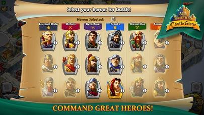 「Age of Empires: Castle Siege」のスクリーンショット 3枚目