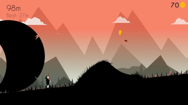 「Balls & Holes - Play the Endless Arcade Runner Game」のスクリーンショット 3枚目