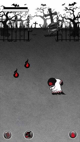 「そして僕は地獄に憧れる。【育成ノベルゲーム】」のスクリーンショット 2枚目