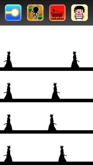 「サムライの修行ナリ」のスクリーンショット 1枚目