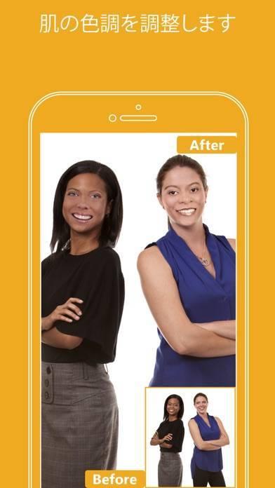 「顔 入れ替え : 可笑しい顔交換 、顔スワップ アプリ 、 顔チェンジャー」のスクリーンショット 3枚目