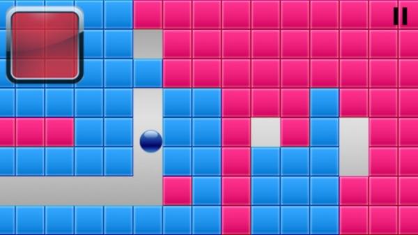 「Blue or Red 色の切り替えが鍵!ムズ系ジャンプアクション」のスクリーンショット 3枚目
