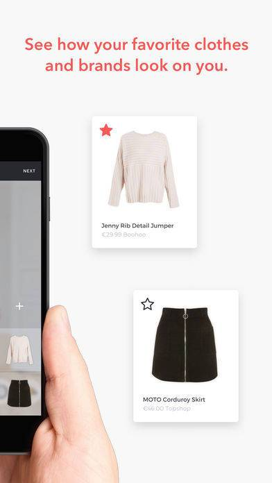 「Pictofit Fashion Try-On」のスクリーンショット 2枚目