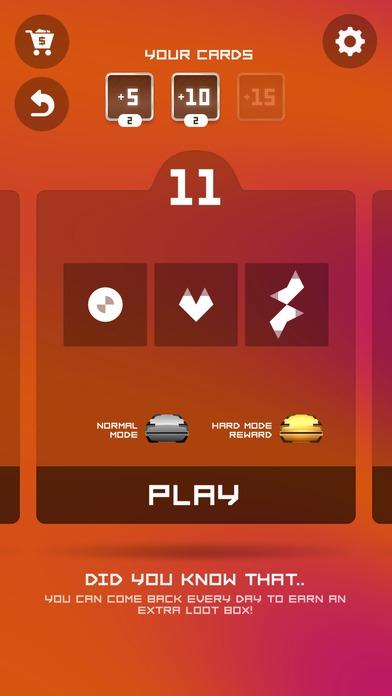 「Griddle Speed Puzzle」のスクリーンショット 3枚目