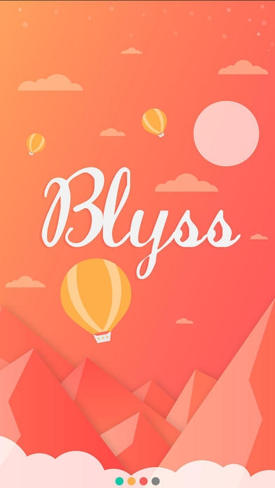 「Blyss」のスクリーンショット 1枚目