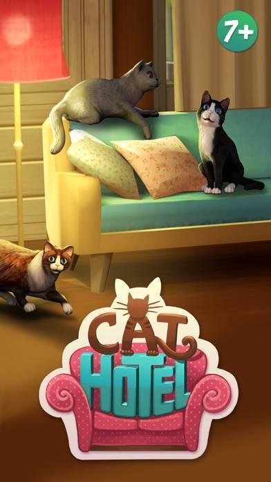 「CatHotel - 自分のキャットホテルを開こう」のスクリーンショット 1枚目