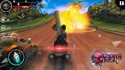 「Death Moto 4」のスクリーンショット 3枚目