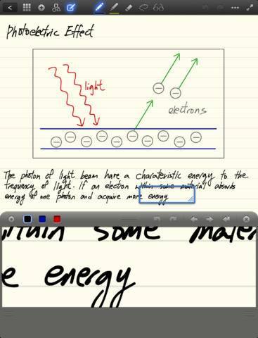 「GoodNotes 無料版  - 手書きでノートを取り、PDFに注釈を付けよう」のスクリーンショット 3枚目