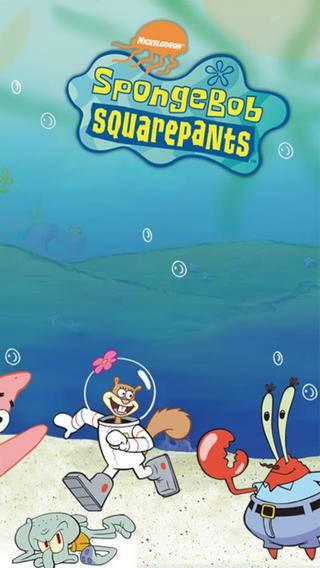 「Kids Can Match - SpongeBob edition」のスクリーンショット 1枚目