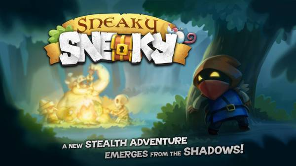 「Sneaky Sneaky」のスクリーンショット 1枚目
