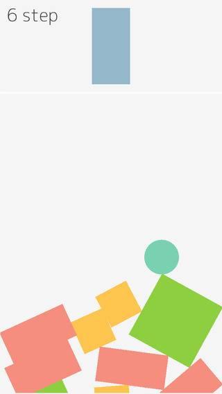 「ツムノボアクションパズルゲーム-babel(バベル)」のスクリーンショット 1枚目