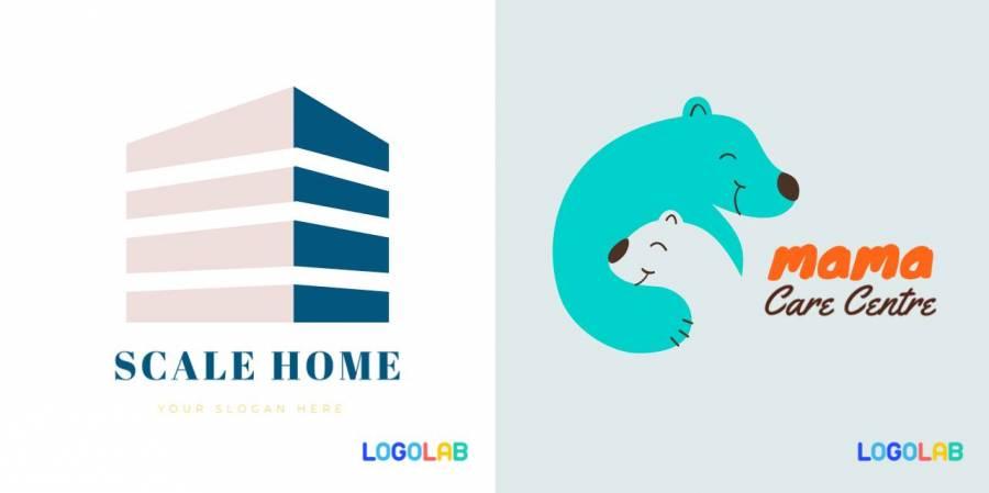 『Logolab』作品一例