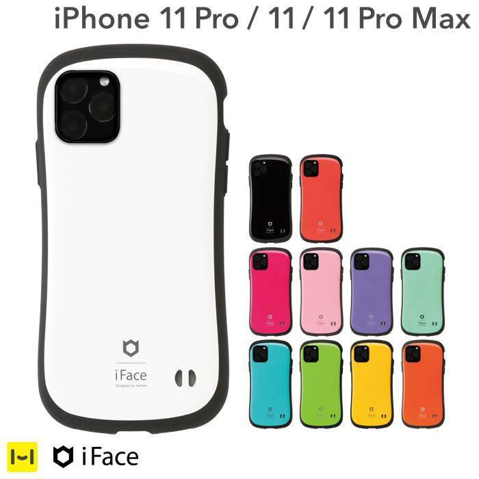 [iPhone 11 Pro/11/11 Pro Max]iFace First Class Standardケース
