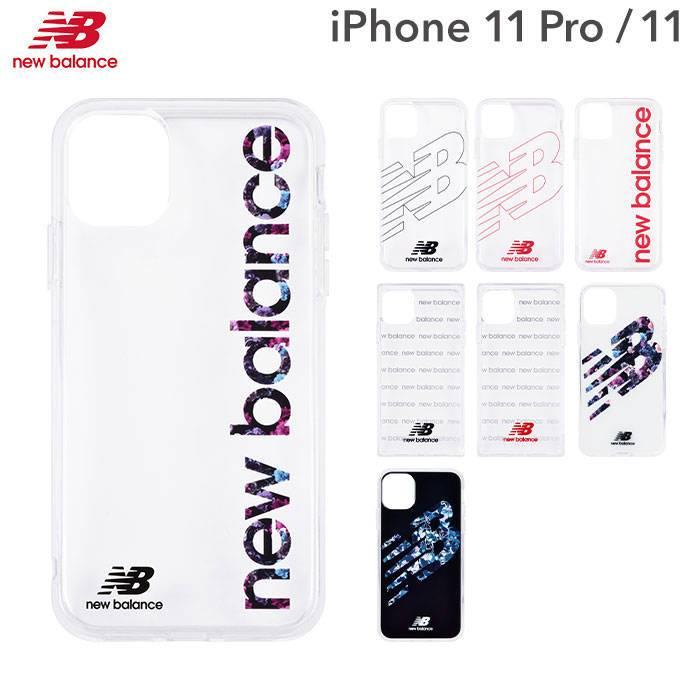 [iPhone 11 Pro/11]New Balance/ニューバランス TPUケース
