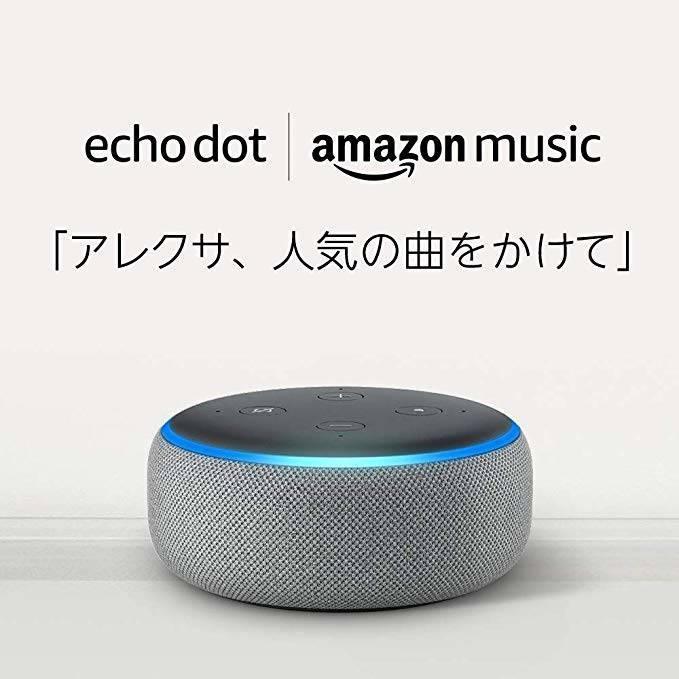 Echo Dot キャンペーン商品