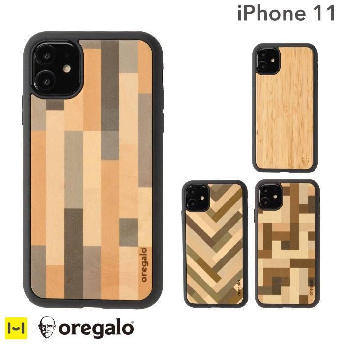 [iPhone 11専用]oregalo(オレガロ) × kibaco iPhone Case