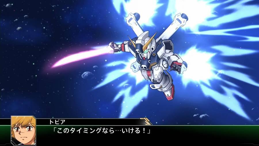 『スーパーロボット大戦V』イメージ