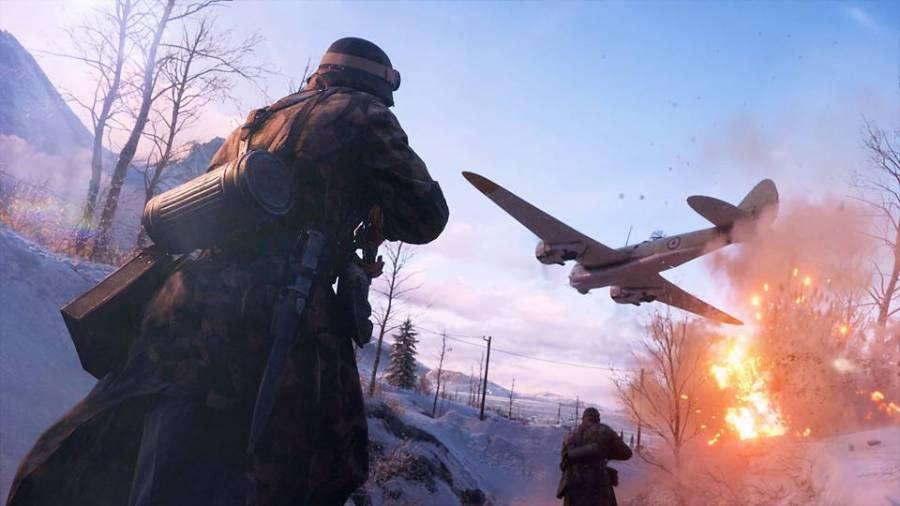 『Battlefield V』イメージ