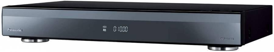 パナソニック 10TB 11チューナー ブルーレイレコーダー DIGA DMR-4X1000