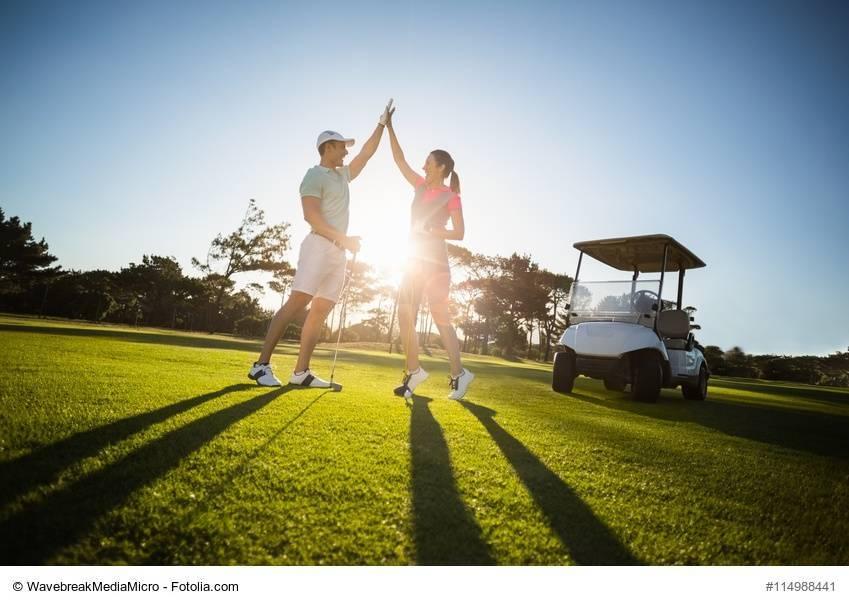 「ゴルフスクール」での出会い