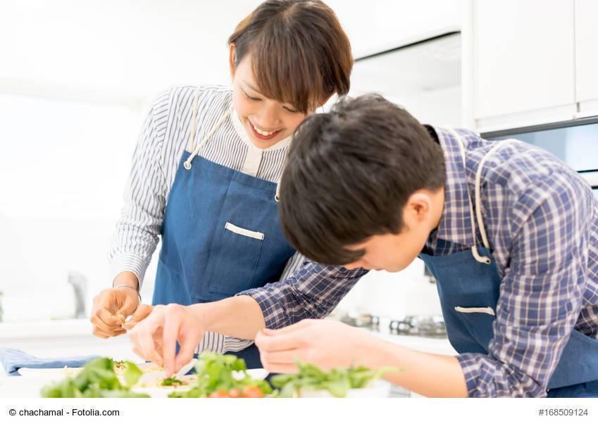 「料理教室」での出会い