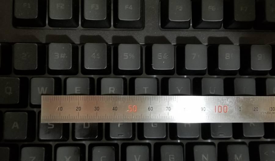 キーピッチ計測