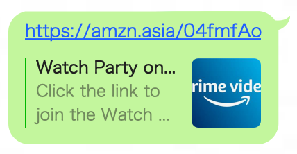URLを左クリック